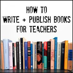 My journey in educational publishing: how to write books for teachers | The Cornerstone