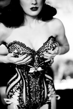 Oh Dita, so deliciously detailed!