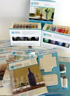 bottl, glass craft, glasses, crafti momma, martha stewart, paints, stewart glass, crafts, glass paint
