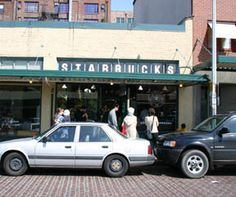 The Original Starbucks in Seattle!