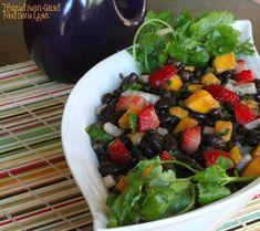 Fruited Black Bean Salad - Food Done Light!