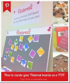 How to turn your Pinterest boards into a PDF or JPEG image so you can refer to them off line   Digital Marketing Institute
