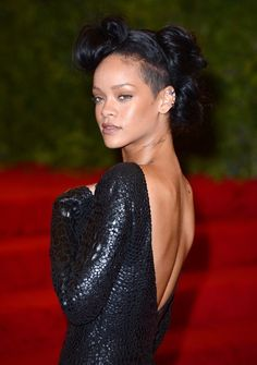 Rihanna is Nina Garcia's style crush!