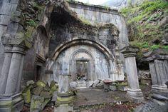 Kobayr monastery, Lori marz, Armenia.