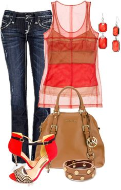 """""""Untitled #2766"""" by lisa-holt on Polyvore"""