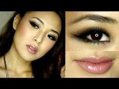 toe, bridal makeup, dramatic eyes, beauti, smokey eye, asian makeup, eye makeup tutorials, smoki eye, prom makeup
