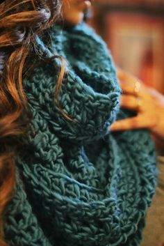 Double crocheted inf