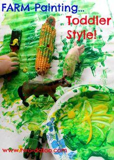 Farm Pgm- painting