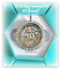 Design an anniversary locket! #Swarovski #crystals #locket top twists on and off #silver #gold #rosegold #aqua #pink #lotsofcolor #giftideas #anniversarygifts #giftsforher #jewelry #specialmoments