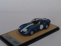 1/43 scale diecast model Ferrari 250 GTO by BBR in resin $239.76