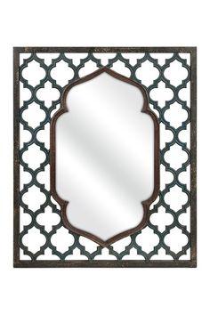 feng shui, phi mu, wall mirrors, shack idea, rectangular wall