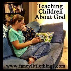 Teaching Children About God