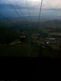 park city gondola- EVO conference