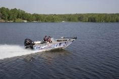 New 2008 Crestliner Boats Tournament Series 202 WT Multi-Species Fishing Boat