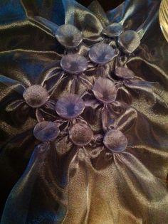 Shibori toast inspir, manipulacion textil