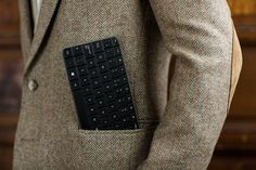Wedge Mobile Keyboard keeping you mobile.