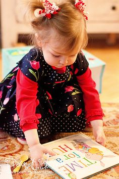 {Read to your kids} Three tips to turn your children into Book Lovers!