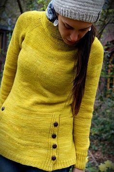 Tourist Sweater pattern by Joji Locatelli