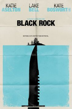 'Black Rock'...
