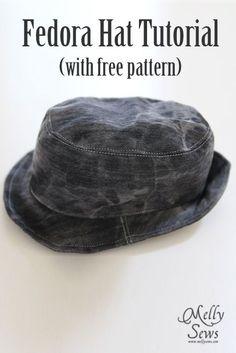 fedora-hat-pattern-byMellySews