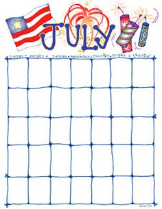 Hooray! You can hang this cute  colorful July Calendar FREEBIE on your fridge or bulletin board to stay organized with a smile next month! Available only through 6/25/14! Get yours before it's gone.....
