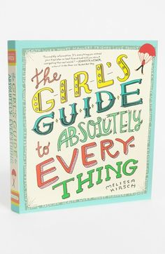 Workman Publishing 'The Girl's Guide to Absolutely Everything' Book