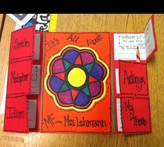 Figurative Language Foldable