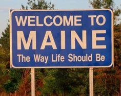 Home! Maine!