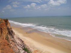 Praia de Cacimbinhas - Tibau do Sul - RN