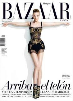 Harper's Bazaar Spain, September 2012
