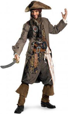 Ultimate Jack Sparrow costume