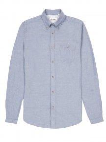 Coloured Fleck Herringbone Shirt