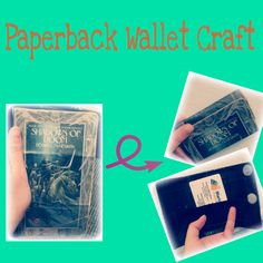 Paperback Wallet Craft