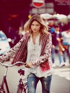 Free People Stitch In Time Quilted Jacket, $148.00