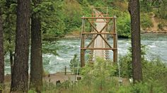 """Spokane lives up to its motto: """"Near nature and near perfect."""""""