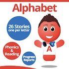 Alphabet Reading Comprehension Workbook!