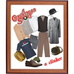"""""""A Christmas Story Fashion -The Old Man's look"""" achristmasstory #theatre #tennesseerep #nashville #holidays #fashion #outfits christma stori, a christmas story, fashion outfits, holiday fashion, repertori theatr, nashvill holiday, achristmasstori theatr"""
