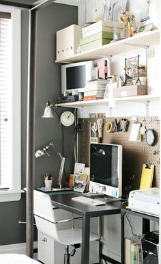 Planning and Organizing: Home Office