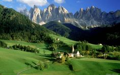 Tale Called Dolomite... Treasure of Italy
