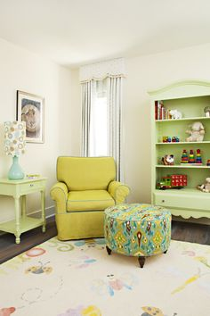 Design Reveal: Gender Neutral Nursery in Green | Project Nursery