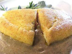 Sergio Maria Teutonico ci presenta la cotoletta di patate alla valdostana e direttamente dal bosco autunnale una gustosa crema di funghi: un'accoppiata vincente! http://www.alice.tv/ricette-cucina/piatti-unici/cotoletta-patate-valdostana