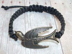 Sparrow Square Knot Bracelet