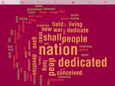 Word Clouds by ABCYa.com for iPad #mlearning