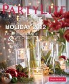 Shop The Holiday 2012 Home Fragrance and Gift Guide by #PartyLite #Candles