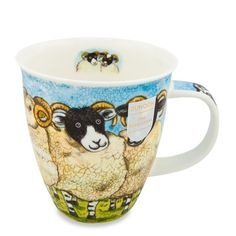 Cute Country Sheep