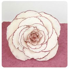 How to make a Giant Fantasy Rose