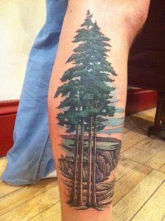 Scott. Sanctuary Tattoo, Portland