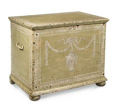 Sarreid  Ltd.  Blanket Chest