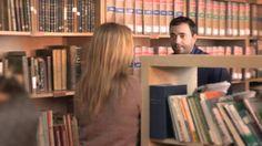 El Bibliotecario - Un corto de Wenceslao Scyzoryk