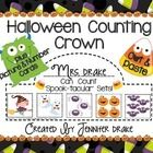 Are you working on counting and identifying numbers and sets 1-5?!  Want a 'spook'-tacular way for students to 'display' their knowledge this Hallo...